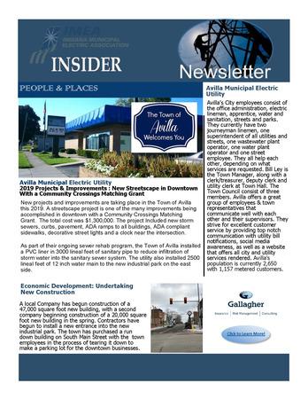 December Insider Newsletter